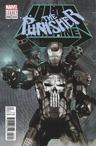[Punisher #218 (2nd Printing Bradstreet Variant) (Legacy) (Product Image)]