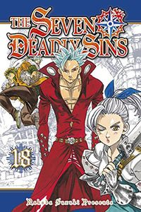 [The Seven Deadly Sins: Volume 18 (Product Image)]
