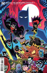 [Batman: The Adventures Continue #3 (Dan Hipp Variant Edition) (Product Image)]