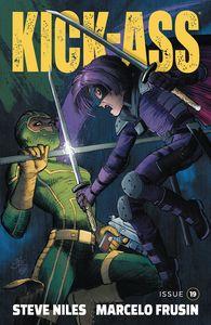 [Kick-Ass #19 (Cover A Romita Jr) (Product Image)]