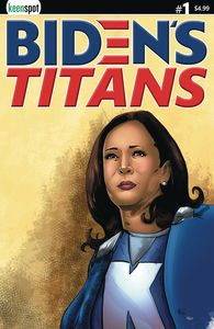 [Bidens Titans #1 (Cover F Rosenzweig) (Product Image)]