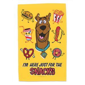 [Scooby Doo: Tea Towel: Scooby Snacks (Product Image)]