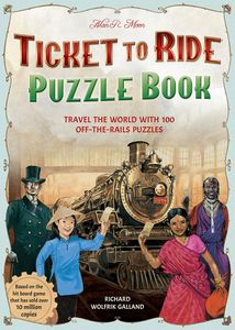 [Ticket To Ride: Puzzle Book (Product Image)]