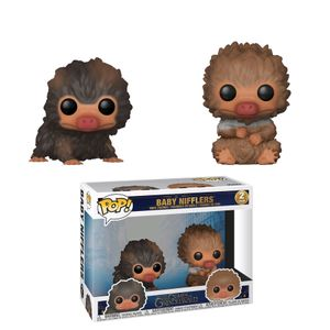 [Fantastic Beasts: The Crimes Of Grindelwald: Pop! Vinyl Figure 2-Pack: Baby Nifflers (Product Image)]