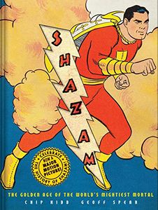[Shazam! The Golden Age Of The World's Mightiest Mortal (Product Image)]