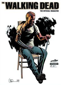 [Walking Dead Magazine #10 (Previews Exclusive Edition) (Product Image)]