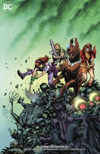 [Scooby Apocalypse #26 (Variant Edition) (Product Image)]