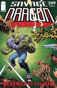 [Savage Dragon #249 (Product Image)]