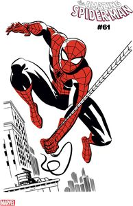 [Amazing Spider-Man #61 (Michael Cho Spider-Man Two-Tone Variant) (Product Image)]
