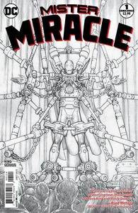 [Mister Miracle #1 (4th Printing) (Product Image)]