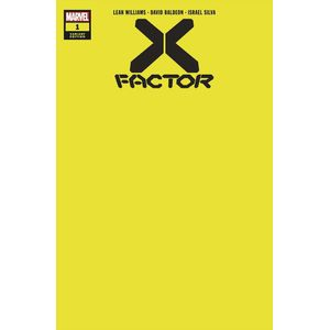 [X-Factor #1 (Yellow Variant) (Product Image)]
