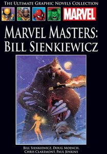 [Marvel: Graphic Novel Collection: Volume 210: Marvel Masters Bill Sienkiewicz (Product Image)]
