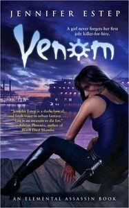 [Elemental Assassin: Book 3: Venom (Product Image)]