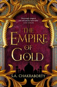 [The Daevabad Trilogy: Book 3: The Empire Of Gold (Product Image)]