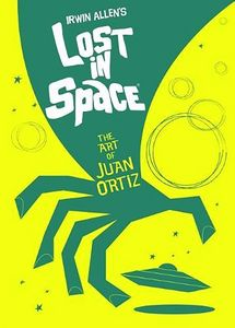 [Lost In Space: The Art Of Juan Ortiz (Product Image)]