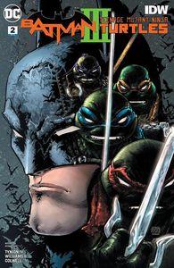 [Batman/Teenage Mutant Ninja Turtles III #2 (Product Image)]