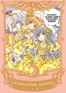 [Cardcaptor Sakura: Collector's Edition: Volume 2 (Hardcover) (Product Image)]