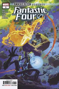 [Annihilation Scourge: Fantastic Four #1 (Product Image)]