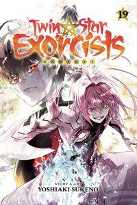 [Twin Star Exorcists Onmyoji: Volume 19 (Product Image)]