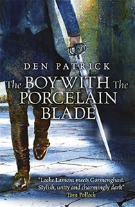 [Boy With The Porcelain Blade (Product Image)]