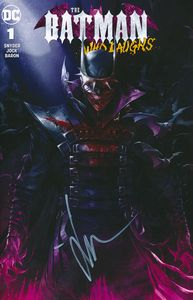 [Batman Who Laughs #1 (Mattina Variant Signed) (Product Image)]