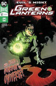 [Green Lanterns #52 (Product Image)]