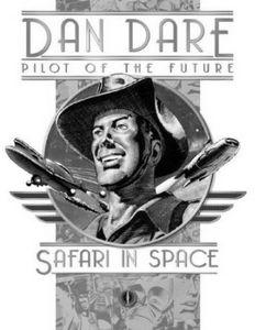 [Classic Dan Dare: Safari In Space (Hardcover) (Product Image)]