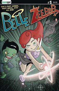[The cover for Belle Zeebub #1 (Cover A Wytch)]