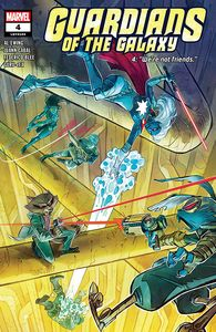 [Guardians Of The Galaxy #4 (Product Image)]