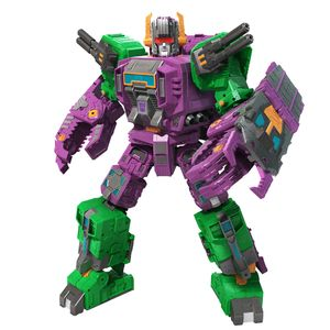 [Transformers: Generations: War For Cybertron: Action Figure: Titan Scorponok (Product Image)]