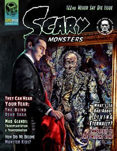[Scary Monsters Magazine #122 (Product Image)]