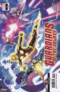 [Guardians Of The Galaxy #1 (2nd Printing Variant) (Product Image)]