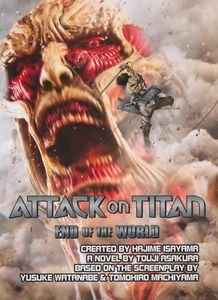 [Attack On Titan: End Of The World (Product Image)]