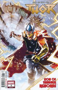 [Thor #1 (Signed Edition) (Product Image)]