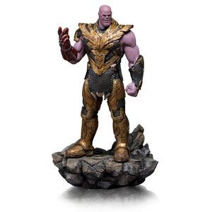 [Avengers: Endgame: Black Order Deluxe Art Scale Statue: Thanos (Product Image)]