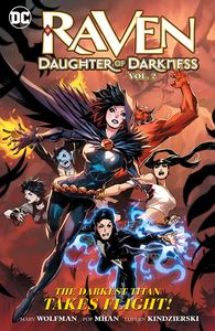 [Raven: Daughter Of Darkness: Volume 2 (Product Image)]