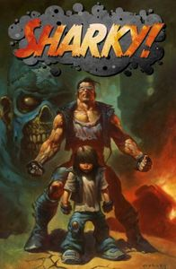 [Sharky: Volume 1 (Titan Edition - Hardcover) (Product Image)]