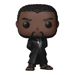[Marvel: Black Panther: Pop! Vinyl Figure: Black Panther Black Robe (Product Image)]