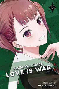 [Kaguya Sama: Love Is War: Volume 13 (Product Image)]