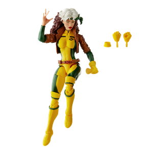 [X-Men: Marvel Legends Vintage Collection Action Figure: Rogue (Product Image)]