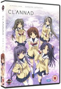 [Clannad Complete (Product Image)]