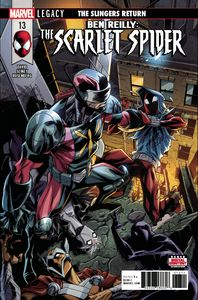 [Ben Reilly: Scarlet Spider #13 (Legacy) (Product Image)]