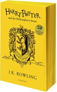 [Harry Potter & The Philosopher's Stone (Hufflepuff Edition) (Product Image)]