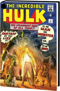 [Incredible Hulk: Omnibus: Volume 1 (Ross Cover New Printing Hardcover) (Product Image)]
