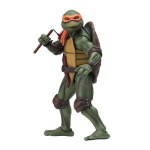 [Teenage Mutant Ninja Turtles: 1990 Movie Action Figure: Michelangelo (Product Image)]
