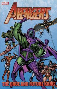 [Avengers: The Once & Future Kang (Product Image)]