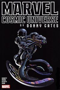 [Marvel Cosmic Universe: By Donny Cates: Omnibus: Volume 1 (Moore DM Edition Hardcover) (Product Image)]