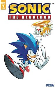[Sonic The Hedgehog #1 (3rd Printing) (Product Image)]