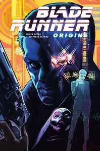 [Blade Runner: Origins (Cover C Fernando Dagnino) (Product Image)]