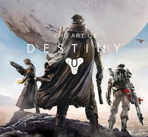 [The Art Of Destiny (Hardcover) (Product Image)]